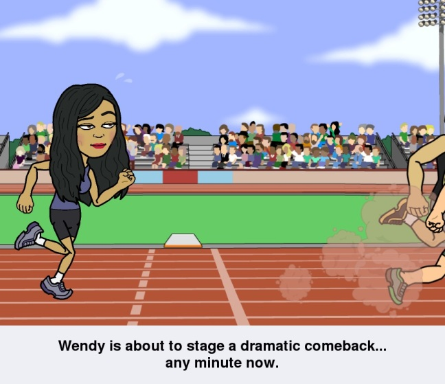Comeback (c) W.H. de la Rambelje