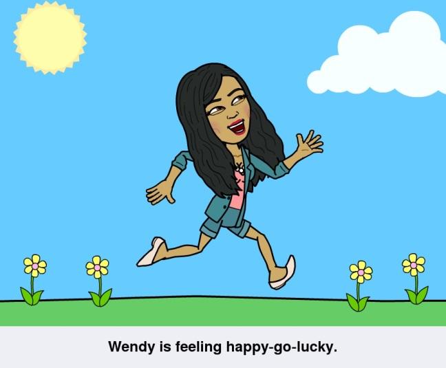 Happy-go-lucky (c) W.H. de la Rambelje