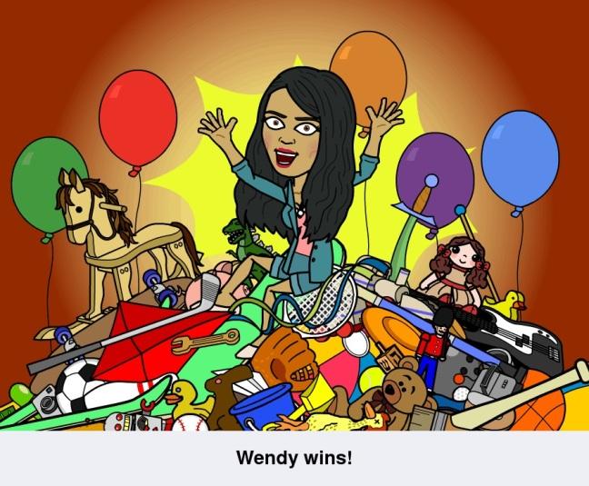 Wins (c) W.H. de la Rambelje