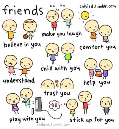 Echte Vrienden Life By Wen