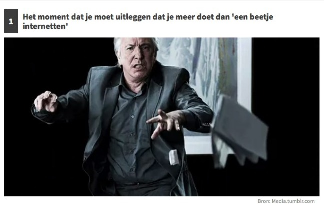1. Uitleggen via upcoming.nl