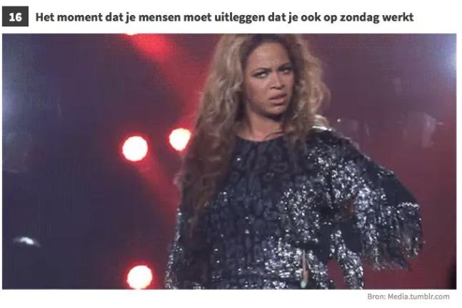16. Zondag via upcoming.nl