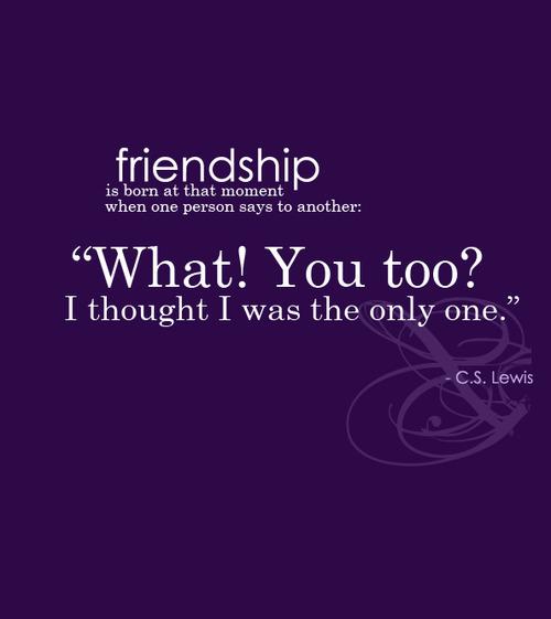 Vriendschap Life By Wen